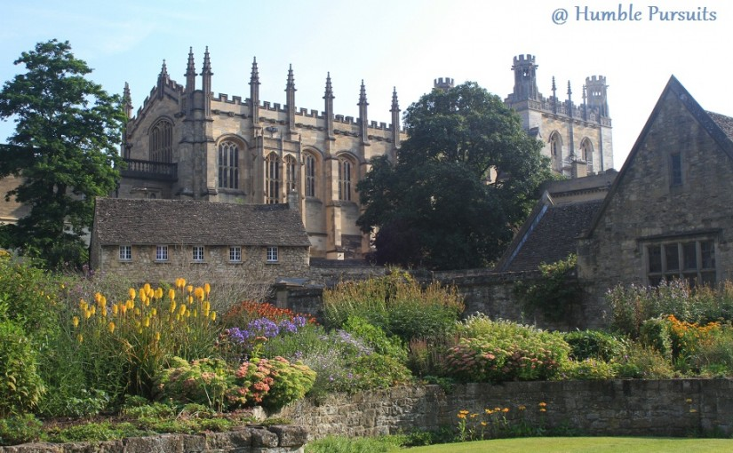 Christ Church Oxford England
