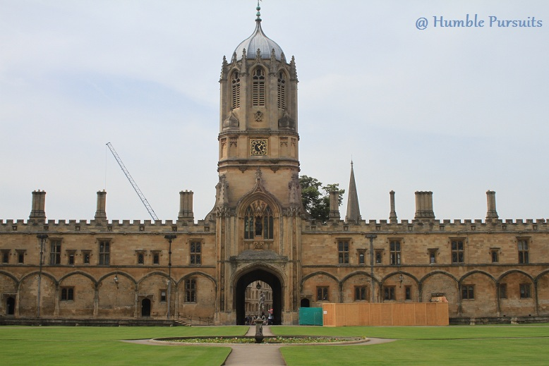Christ Church College, Oxford, England