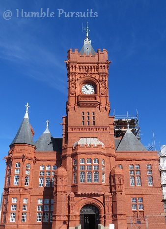 Pierhead Building Cardiff Wales UK