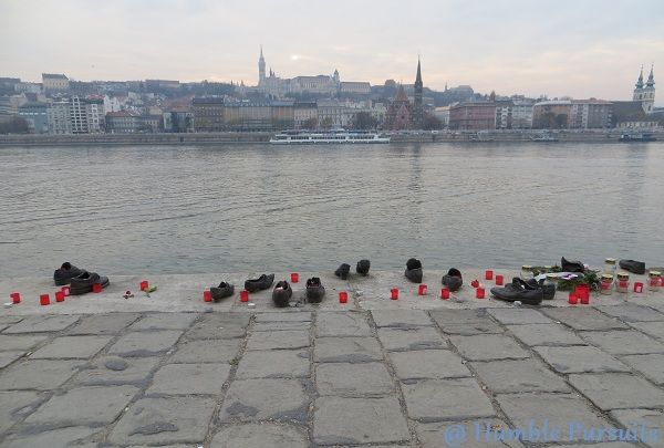 Shoes on the Danube Bank, Budapest, Hungary