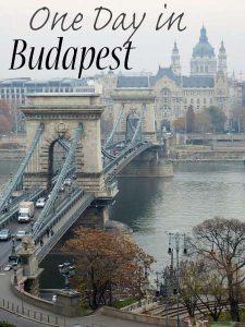 one day in budapest, budapest, hungray