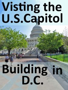 The U.S. Capitol Building, Washington, D.C
