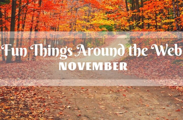Things around the web November