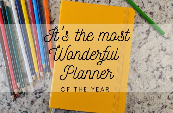 The Best Planner I've Found Yet